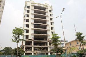 Hà Nội: Yêu cầu kiểm tra tòa nhà LOD - Cầu Giấy