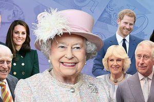 Khối tài sản khổng lồ của Hoàng gia Anh có được từ đâu?