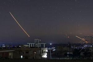 Israel tấn công tên lửa, 23 binh sĩ phe Syria thiệt mạng