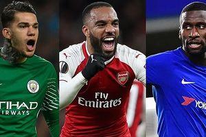 Đội hình 11 'lính mới' thi đấu ấn tượng nhất ở Premier League 2017/18