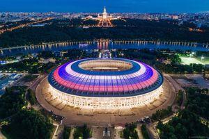 Cận cảnh 12 sân đấu hoành tráng của World Cup 2018