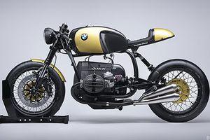 Chi tiết 'xế nổ' BMW Cafe racer độ đa phong cách