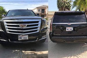 Xe sang Cadillac Escalade tiền tỷ Đàm Vĩnh Hưng mới tậu có gì?