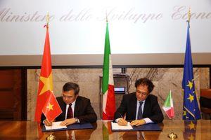 Bộ Công Thương Việt Nam và Bộ Phát triển kinh tế Italia tổ chức Khóa họp lần thứ V Ủy ban Hỗn hợp về Hợp tác kinh tế tại Roma