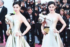 Phạm Băng Băng tái xuất thảm đỏ Cannes 2018