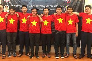 Chàng trai Vàng Vật lý 2018 của Việt Nam chia sẻ trước giờ G