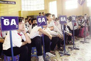 Thông tin mới nhất về tuyển sinh vào lớp 6 ở Hà Nội