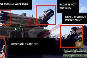 'Quái thú' Pantsir Nga bị tên lửa Israel phá hủy: Cái chết lãng nhách
