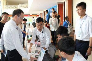 'Nghiên cứu khoa học trong sinh viên là một thế mạnh của PTIT'