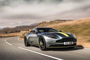 Siêu xe Aston Martin DB11 AMR ra mắt, giá từ 241.000 USD