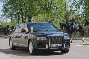 So sánh siêu xe của Tổng thống Nga - Mỹ