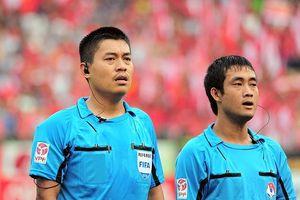 Hé lộ tổ trọng tài làm nhiệm vụ trận tứ kết lượt về Hà Nội - Hoàng Anh Gia Lai