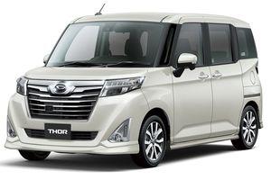 Khám phá chiếc Daihatsu Thor thể thao đến từ Nhật Bản giá từ 303 triệu