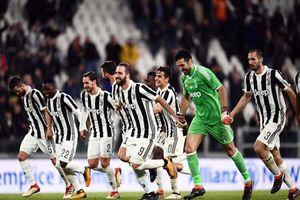Juventus - quyền lực tuyệt đối tại Italy