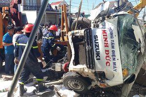 Vụ tai nạn làm 5 người chết: Xe tải chạy quá tốc độ nên mất phanh