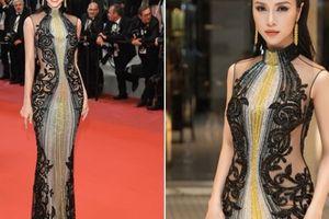 'Nàng Quyên' tiết lộ mình mặc váy 1 tỷ đồng