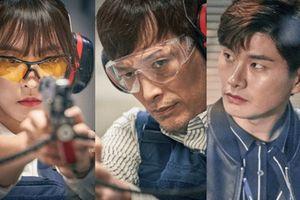 Jung Jae Young và Lee Yi Kyung: Thêm một cặp 'bromance' nữa trên màn ảnh Hàn?