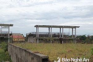 Nghệ An: Nhiều diện tích khu công nghiệp còn trống vắng