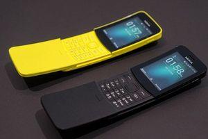 Nokia 'quả chuối' 8110 chính thức lên kệ tại Việt Nam với giá 1,68 triệu đồng