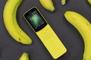 Nokia 8110 4G ra mắt, giá 1,68 triệu đồng