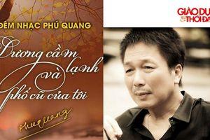 Nhạc sỹ Phú Quang khắc khoải với 'Dương cầm lạnh và phố cũ của tôi'