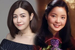 Khán giả bất ngờ khi 'Cô Cô đùi gà' Trần Nghiên Hy đóng vai 'tượng đài âm nhạc' Đặng Lệ Quân