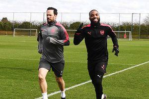 Arsenal đón tin cực vui về lực lượng
