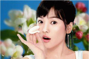 Mỹ nhân Hàn Quốc tiết lộ bí quyết làm đẹp