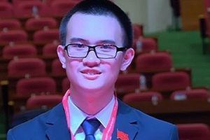 Bí quyết của cậu học sinh giành cú đúp giải thưởng Olympic Vật lý châu Á 2018