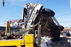 Xe 'điên' gây tai nạn thảm khốc ở Lâm Đồng