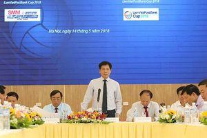 Bóng chuyền Việt Nam đăng cai hai giải quốc tế