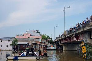 Đang tìm kiếm bé trai 8 tuổi tắm kênh Đôi bị đuối nước mất tích