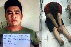 Tài 'mụn' - nghi can đâm chết hiệp sĩ Sài Gòn đã bị công an bắt như thế nào?