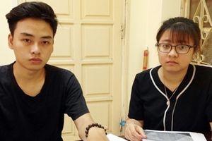 Điều tra vụ hai sinh viên bị giám đốc trung tâm gia sư hành hung ở Hà Nội