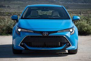 9 điều cần biết về chiếc Toyota Corolla Hatchback 2019