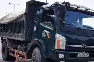 Nâng cấp tỉnh lộ 2 tại Quảng Bình: 'Tóm' nhiều xe quá tải vào công trình