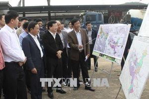 Khảo sát quy hoạch khu du lịch quốc gia Mộc Châu và cao tốc Hòa Bình - Mộc Châu