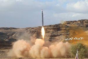 PAC-3 bắn rụng tên lửa đạn đạo Iran chuyển cho Houthi?