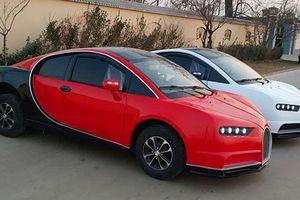 'Siêu xe' Bugatti Chiron giá chỉ 113 triệu đồng tại Trung Quốc