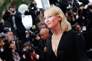 Cate Blanchett - 'Nữ thần' của liên hoan phim Cannes 2018
