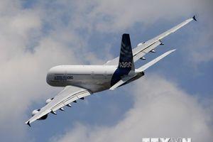 WTO khẳng định EU tiếp tục trợ cấp bất hợp pháp cho Airbus
