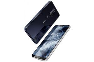 Nokia X6 trình làng: Màn hình 'tai thỏ', camera kép, chip S636, RAM 6 GB, giá từ 4,65 triệu