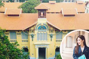 Cận cảnh ngôi trường ĐH cổ nhất Sài Gòn từng được Hương Tràm chọn làm nơi quay MV Em gái mưa