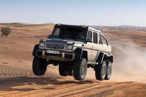 Những mẫu SUV đắt nhất từng được sản xuất