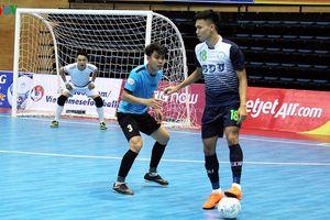 Hải Phương Nam và Thái Sơn Nam: 2 hổ chung 1 núi ở giải Futsal HDBank