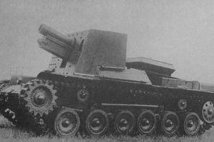 Cận cảnh pháo tự hành tốt nhất của Lục quân Nhật trong CTTG 2