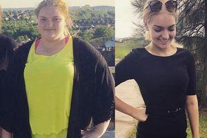 Nàng béo nặng hơn 1 tạ thành hot girl xinh đẹp nhờ cách ai cũng có thể làm