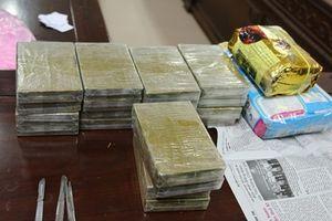 Lạng Sơn: Bắt khẩn cấp 3 đối tượng, thu giữ 20 bánh heroin