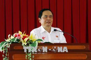 Chủ tịch Ủy ban Trung ương Mặt trận Tổ quốc Việt Nam gửi Thư chúc mừng Đại lễ Phật đản