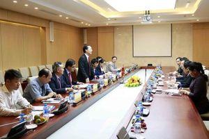 Năm 2020 sẽ đưa vào sử dụng dự án Nhà Quốc hội Lào